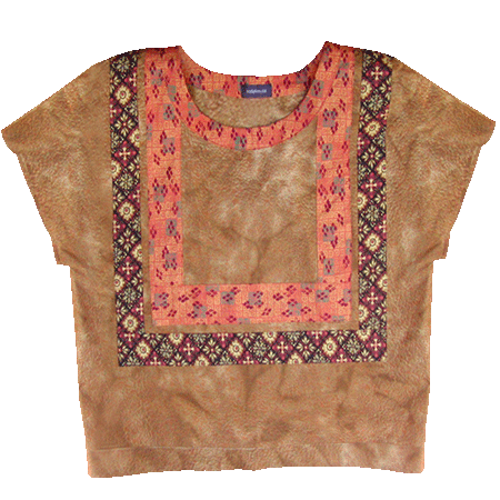 Frida Blouse