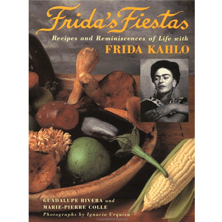 Books of Frida Kahlo