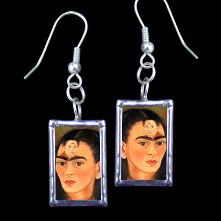 Double-Sided Frida Earrings