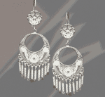 Spanish Dance Earrings
