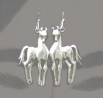 Zapotec Caballos Earrings