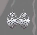 Frida Sacred Heart Earrings