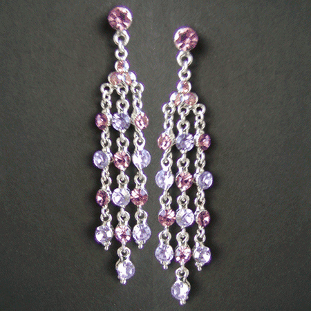 Latin Crystal Earrings