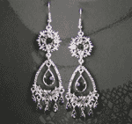 Mexican Style Designer Earring