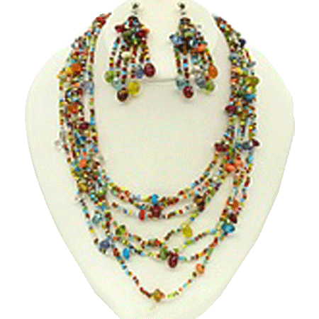 Techuana Necklace