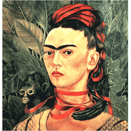 """frida kahlo the broken column essay The broken column was painted shortly after frida had undergone surgery on her spinal column the operation left her bedridden and """"enclosed"""" in a."""