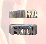 Frida or Your Name Ring