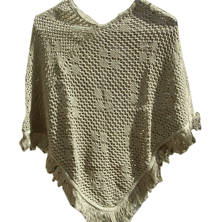 Earth Shawl