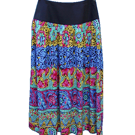 Peasant Style Skirts