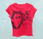 Where is Frida T-shirt