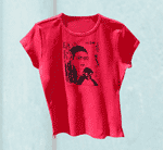 Frida Kahlo Monkey Tshirt