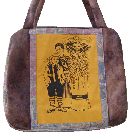 Day of the Dead Frida Bag